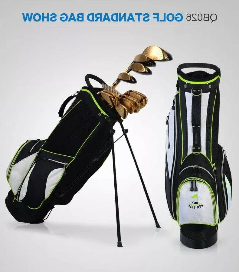 Manufacturers golf & stand