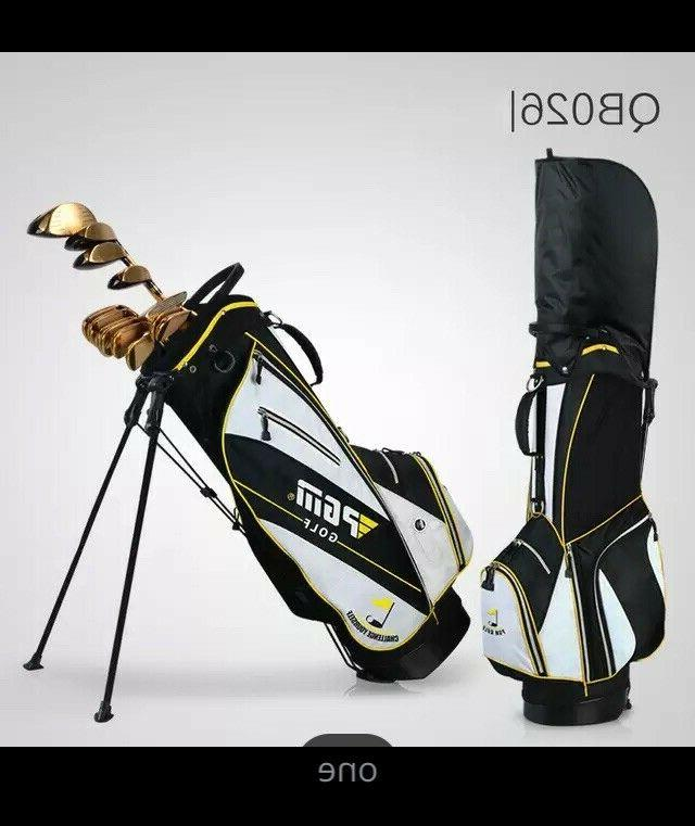 Manufacturers golf men & stand