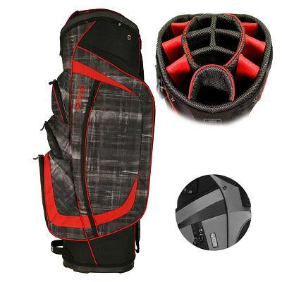 men s 2017 shredder golf cart bag