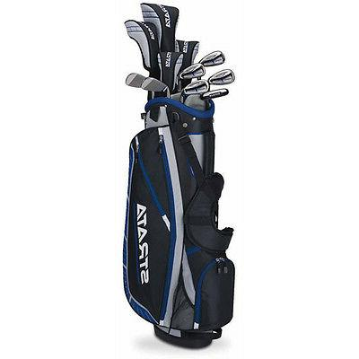 Callaway Set Golf Club New Men's Strata Plus Complete 16-Pie