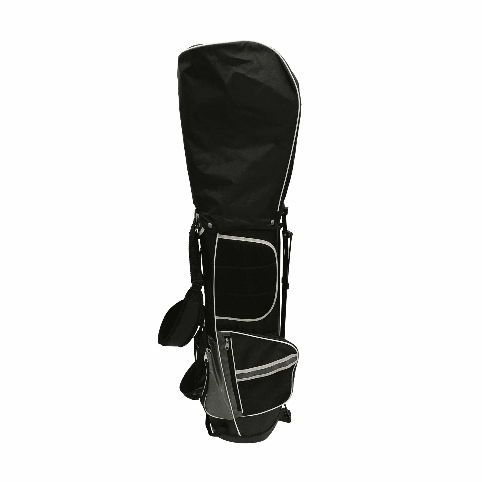 Mens Golf 5 Way Carry Straps Hood NEW