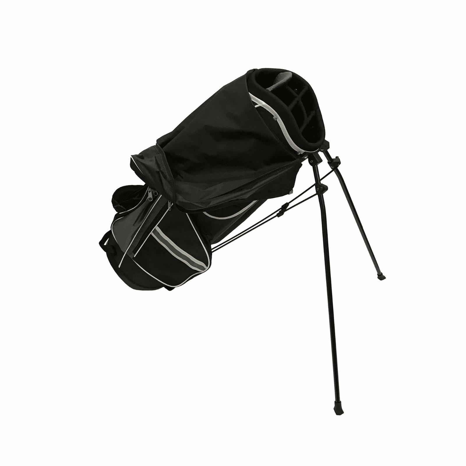 Mens Golf Bag Way Carry Standing Rain Hood