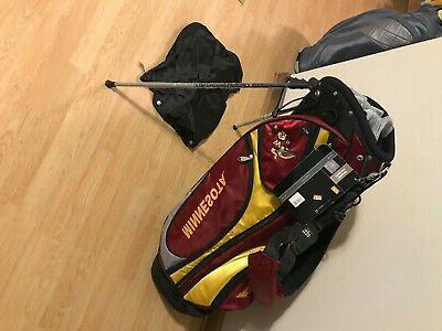 Minnesota Golden Stand Golf NEW
