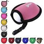 Neoprene Golf Ball Bag Holder Small Carrying Storage Belt Cl