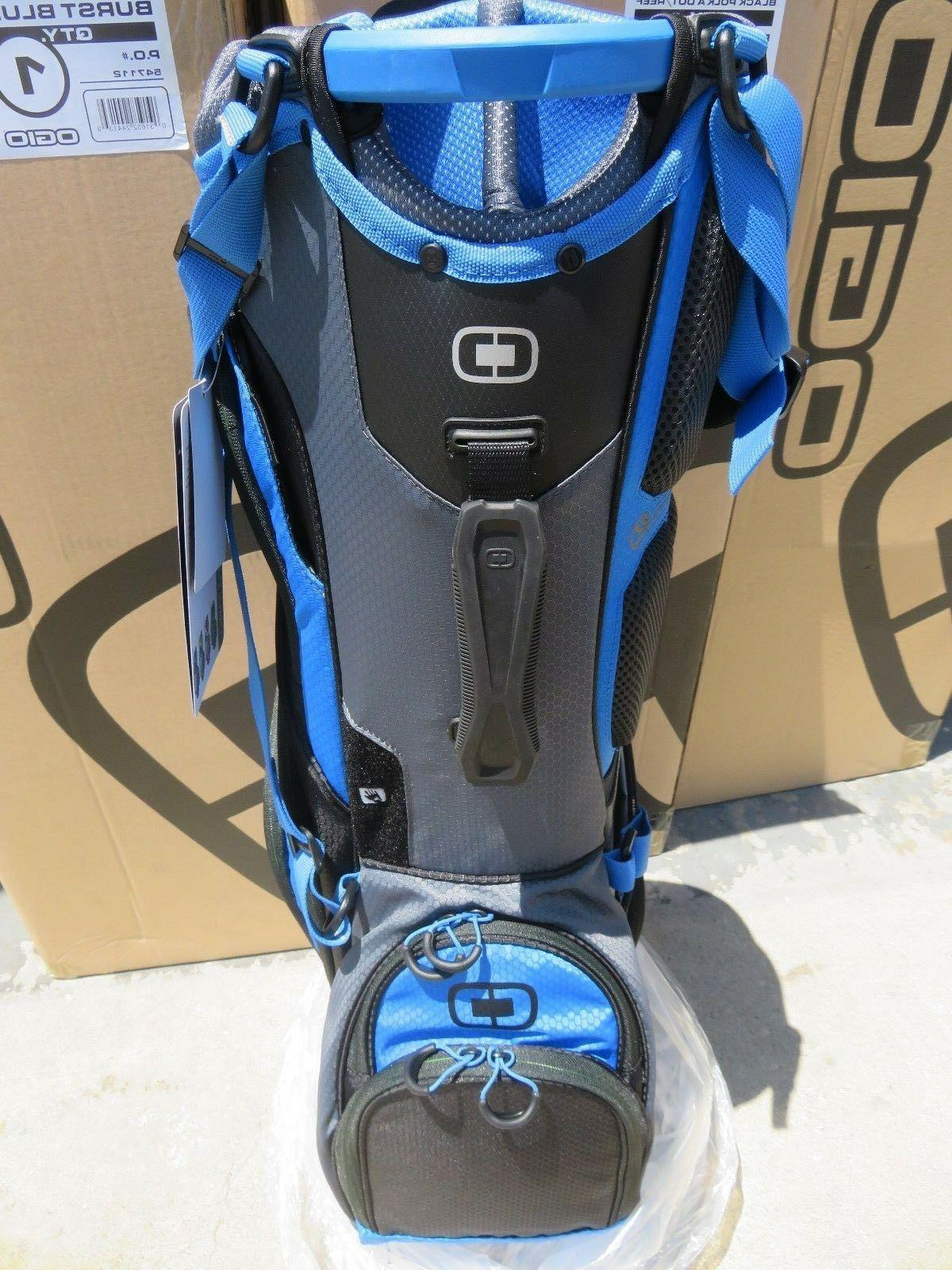 NEW CIRRUS BURST BLUE Bag