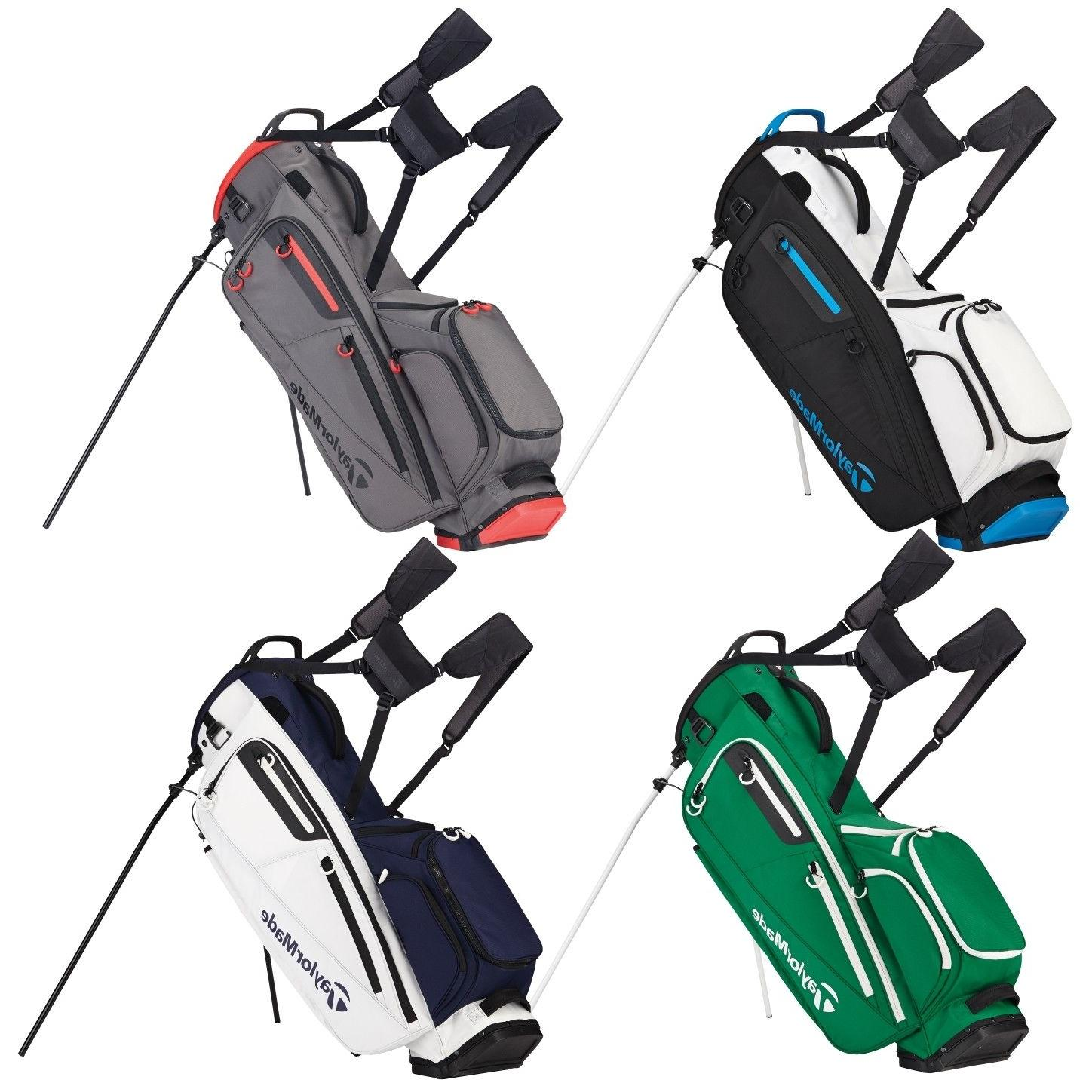 new 2018 flextech stand bag pick your