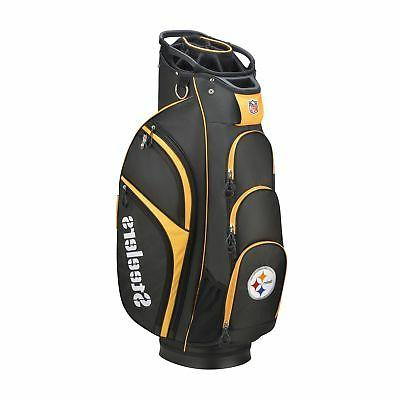 new 2018 nfl golf cart bag pittsburgh