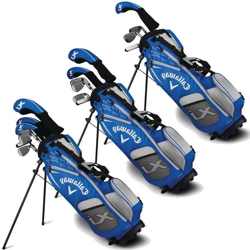 new 2018 xj juniors golf package set