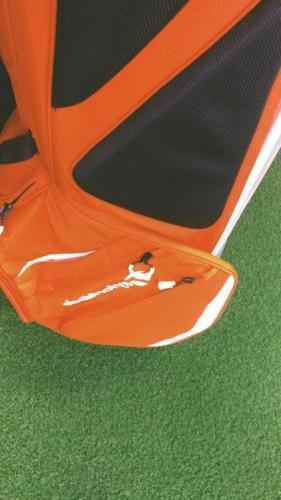 New 2019 Taylormade Tech 5-Way Golf Stand Bag
