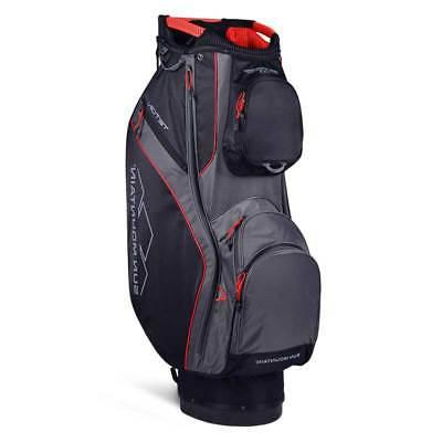 new 2019 teton golf cart bag black