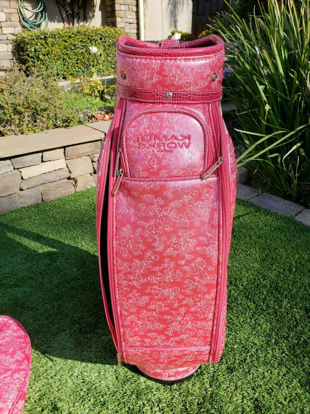 New Works Asiri LADIES BAG PINK Way CART Bag