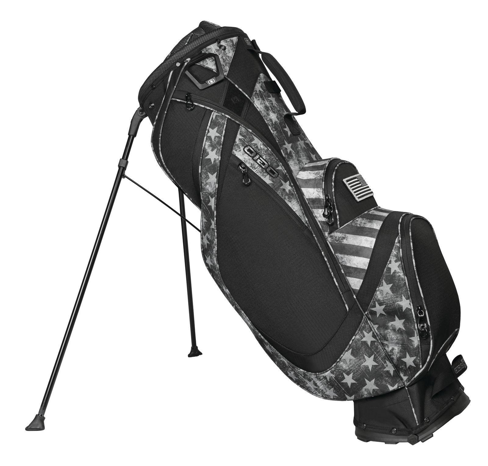 New OGIO BLACK OPS Limited Edition Stand Bag Golf
