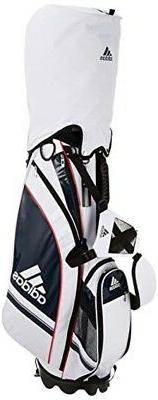 NEW Adidas Golf Caddy Bag Stand AWU 39 M 72082 White / Navy