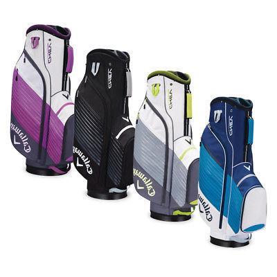 new chev cart golf bag 14 way