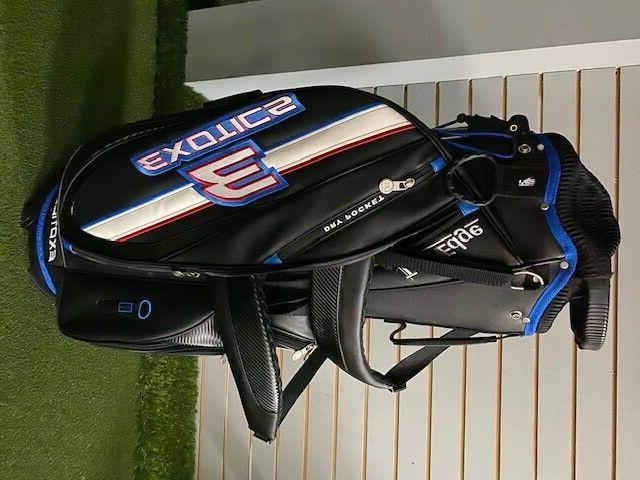 new exotics cbx119 golf bag