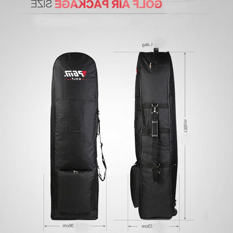 PGM Foldable Bag Travel with Wheels Capacity