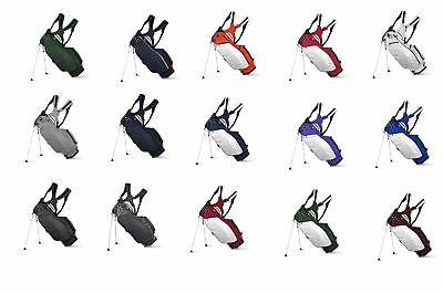 "Sun Mountain 2019 Collegiate Golf Carry Bag 9""  4 Way Top Ch"