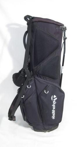 New! Golf Stand w/ Rain Hood