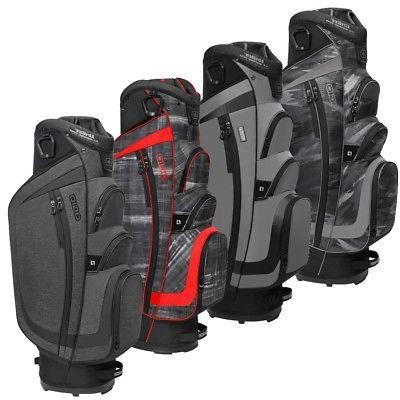 new golf 2017 shredder cart carry bag