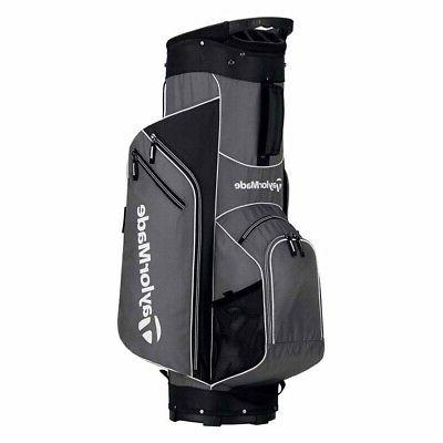 new golf 5 0 cart bag grey