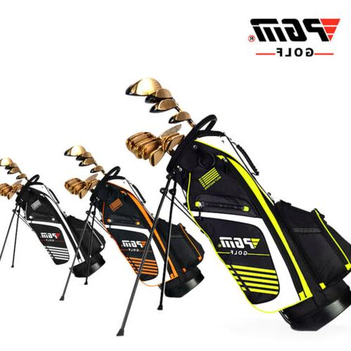 PGM Golf Bag with Stand 14 Sockets with Shouder Strap 90*28C
