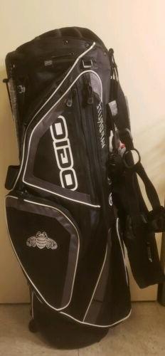 new golf bag woode vaporlite 8 way