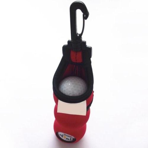 NEW Golf Balls Tees Holder with