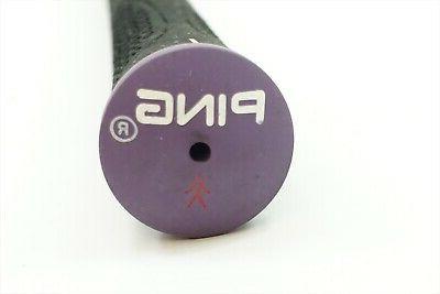 New Purple Ribbed Standard