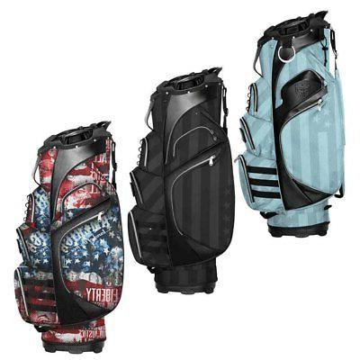 new golf cart bag 15 way top