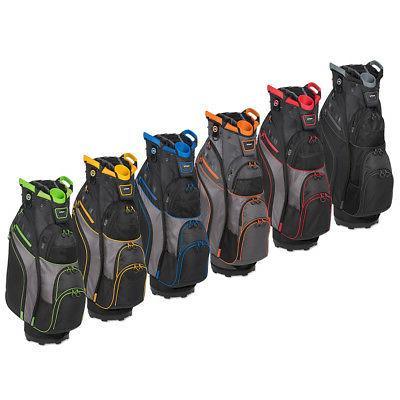 new golf chiller cart bag 14 way