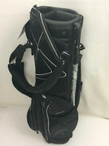 NEW Stand Bag Hyper-Lite Logo