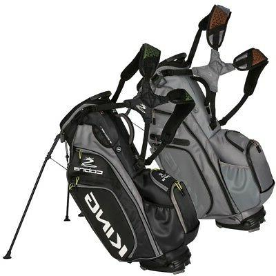 NEW Cobra Golf King Stand / Carry Bag 2018 14-Way Top - You