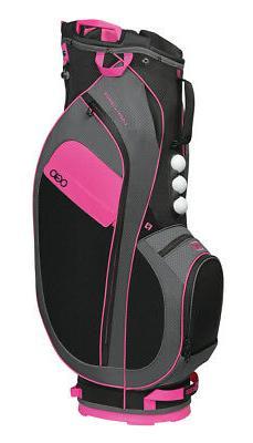 2018 Cirrus Cart Bag Pink