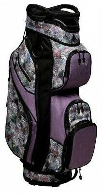 New Glove It Golf- Ladies 2020 Patina Diamond Cart Bag