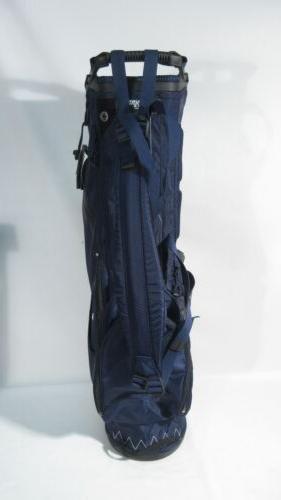 New! MOUNTAIN LIGHTWEIGHT BLUE BAG w/ Hood