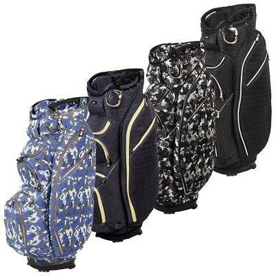 new golf ribbed cart carry bag 15