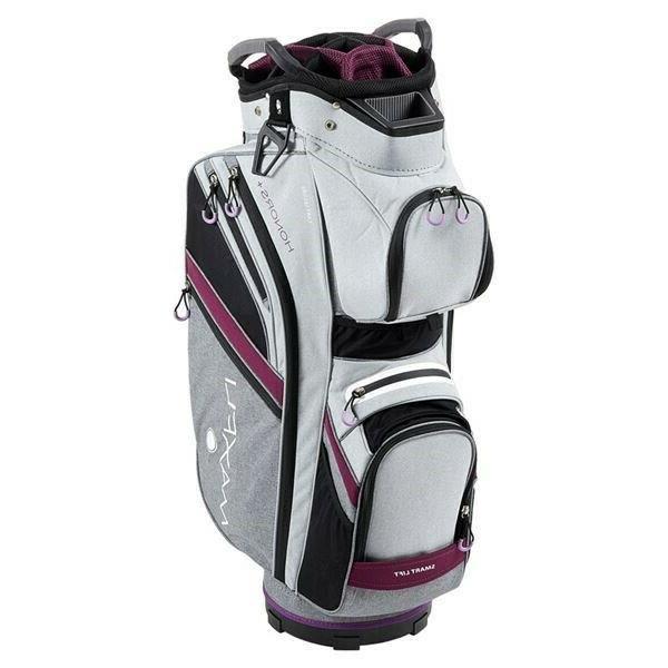 new honors plus ladies golf cart bag