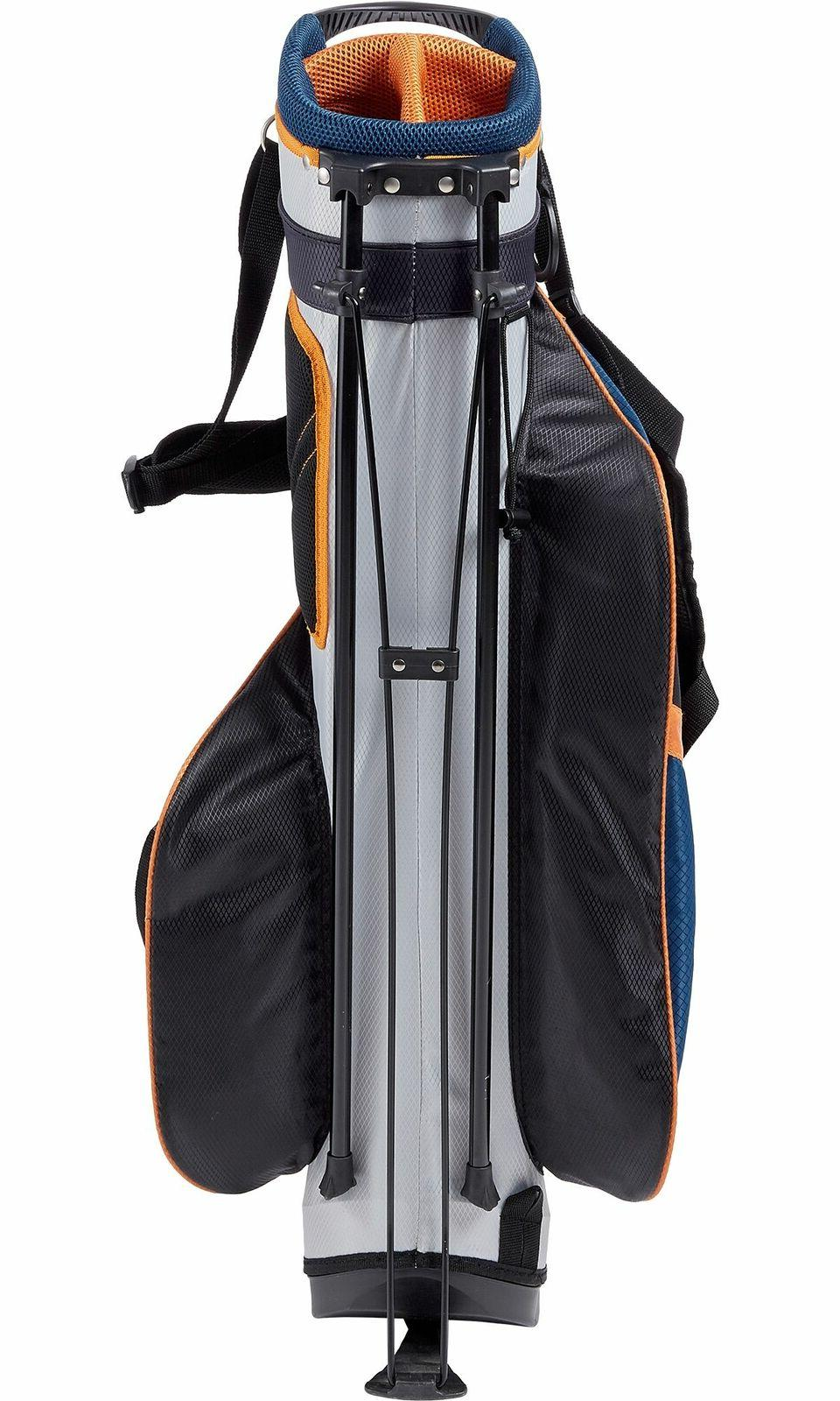 New Maxfli Golf Divider Straps Blue