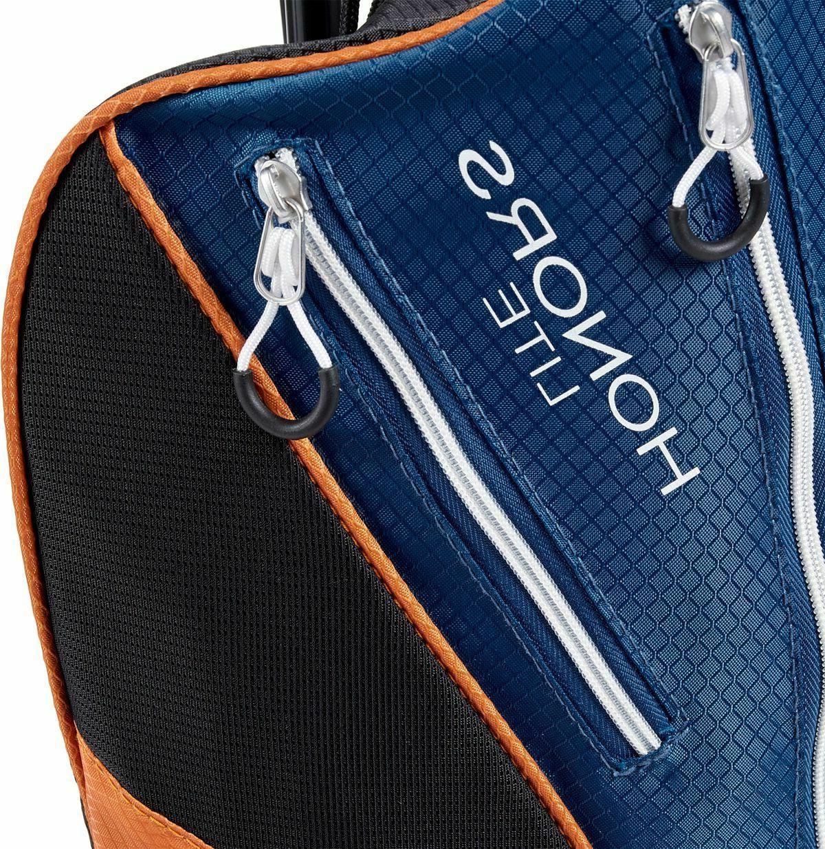 Golf Divider Carry Blue