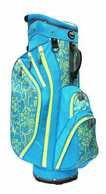 New Hot-Z Golf 2018 Ladies 3.5 Lace Cart Bag