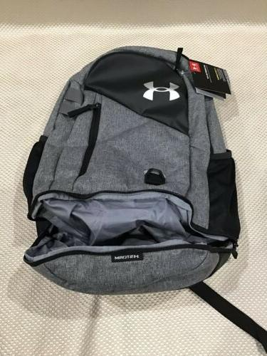 New Under Armour 40 Backpack HEATHER Super Cute!!!