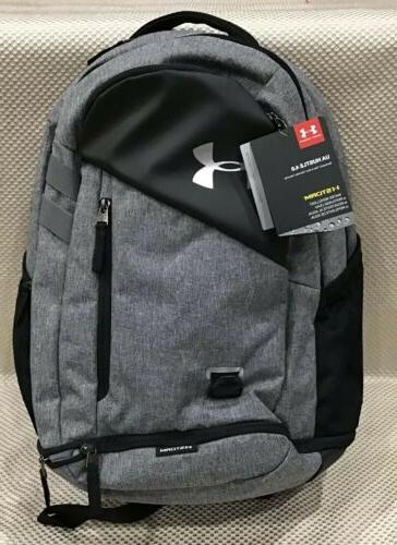 new hustle 40 backpack black graphite heather