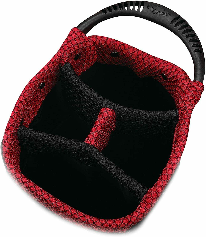 New Zero DBL Carry Black Red White
