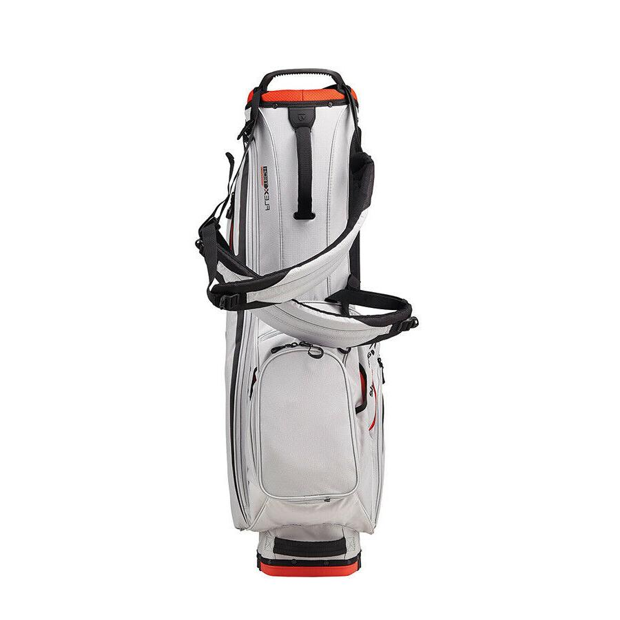 NEW BOX STAND BAG SILVER BLOOD
