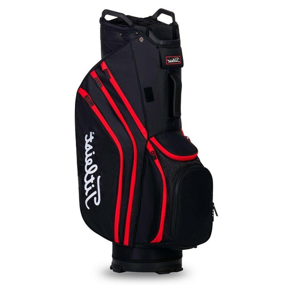 new lightweight cart golf bag black black