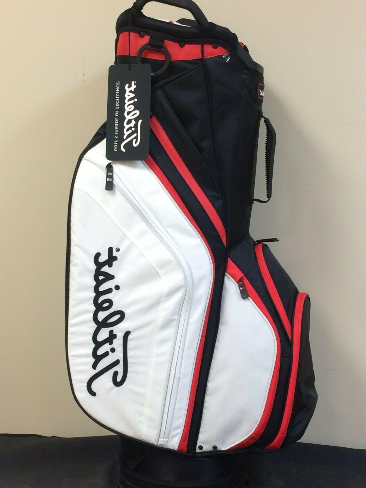 NEW Weight 14 Golf Bag TB9CT6E-016