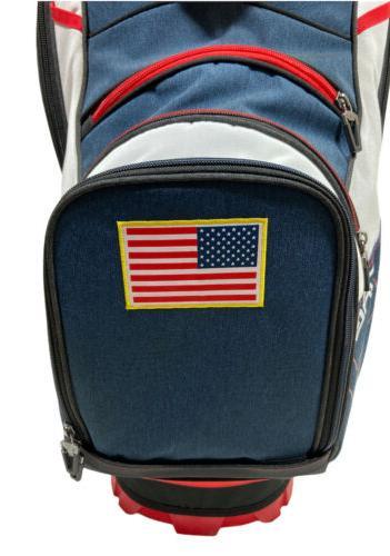 🥞 Callaway ORG 14 #1 Bag - 2020 White Blue USA