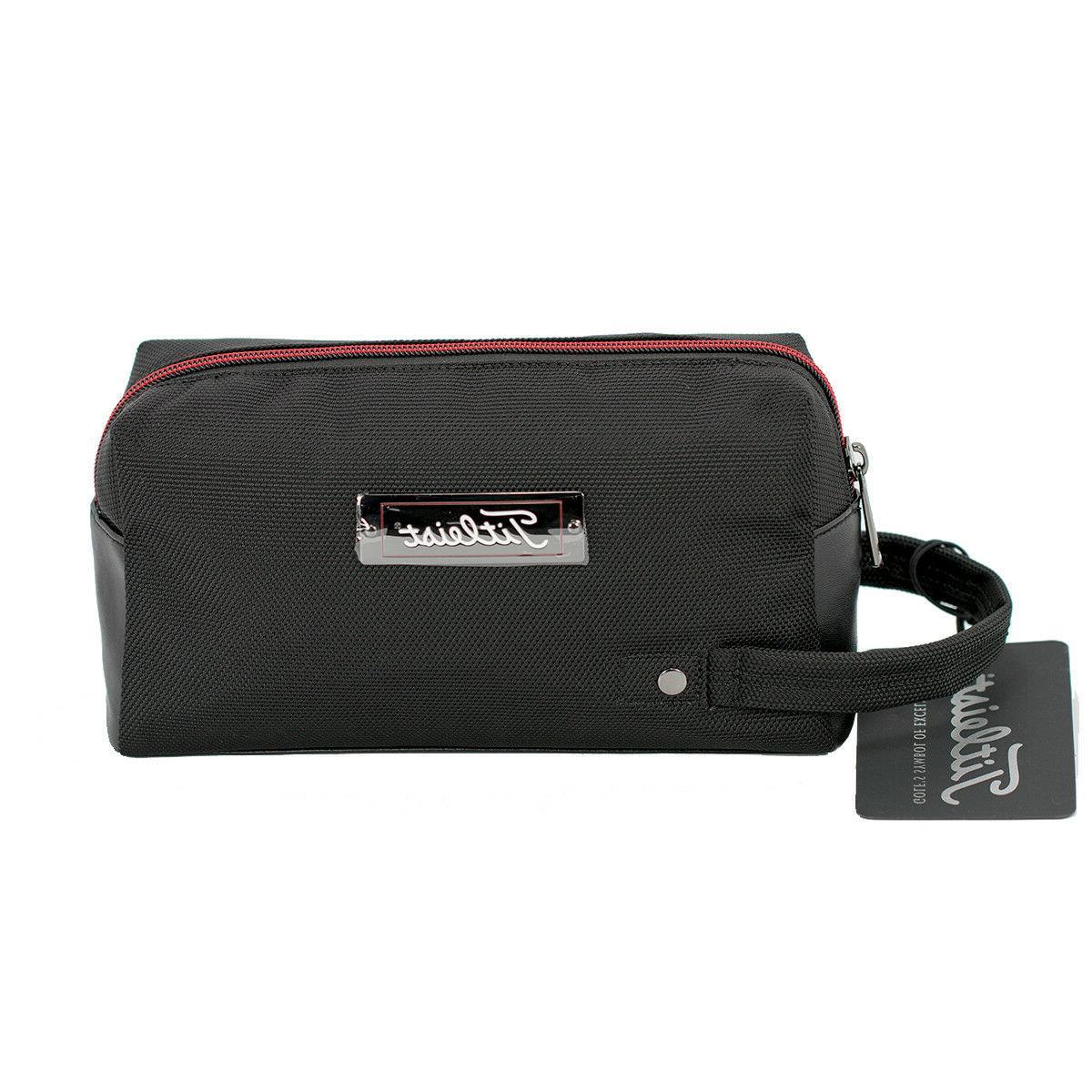 NEW Golf Travel Bag Zippered Pouch