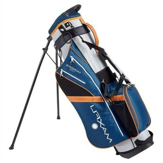 new sunday golf stand bag 14 way