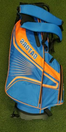 New Gators 6-Way Golf Bag